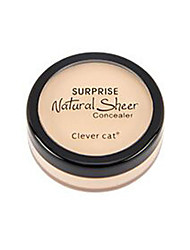 1 Concealer/Contour Wet Cream Concealer Face Ivory China