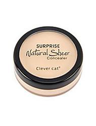 1 Concealer/Contour Nass Cream Concealer Gesicht Elfenbein China Other