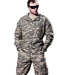 Army Fans Supplies Ruins Camouflage Suit Two suit Camouflage Suit Special Forces Tactics Clothes 1 Set