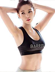 Women's Sleeveless Running Sports Bra Tank Breathable Comfortable Spring Summer Sports Wear Yoga Exercise & Fitness Leisure Sports Running