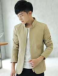 Jacket Long Sleeve Cotton