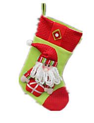 Decoração Para Festas Ternos de Papai Noel / Elk / Boneco de neve Felpudo