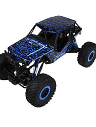 HB - P1001 2.4G 4WD 1  10 Rally Car - BLUE