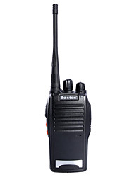 baiston BST-688 5W 16 canaux 400.00-470.00mhz talkie-walkie - noir
