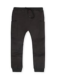 Trenduality® Hommes Actif Pantalon Noir - ZZ025