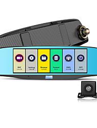 JADO D680S Generalplus (Тайвань) MSC8328P 1080p Автомобильный видеорегистратор 6 дюймов Экран CMOS Даш Cam