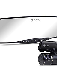 "DOD LX550Wdual DODTIOTECH A8 1080p Car DVR  4.3"" Screen 5 MP CMOS Senor 1/3"" Dash Cam"