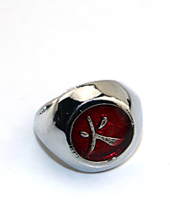 Inspired by Naruto Uzumaki Anime Cosplay Accessories Ring