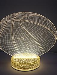 Novelty 2W for Christmas Best Gift Custom 3D Effect Table Light