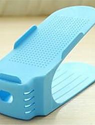 ПластикПолка / крючки для обуви(Черный / Синий / Коричневый / Желтый / Зеленый / Розовый / Фиолетовый / Красный)