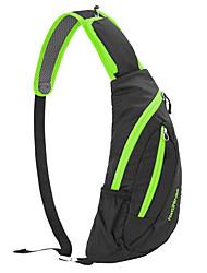 Сумки через плечо Сумка Нагрудная сумка для Восхождение Спорт в свободное время Велосипедный спорт/Велоспорт Отдых и туризм Спортивные