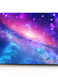 "Case for Macbook 13"" Macbook Air 11""/13"" Macbook Pro 13"" MacBook Pro 13"" with Retina display Glow in The Dark Plastic Material Cosmic Nebula Pattern"