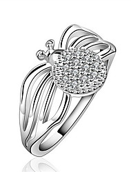 Jewelry Women Silver Ring  Spider Sterling Silver