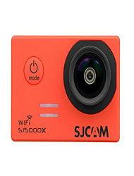 SJ5000X Action Kamera / Sport-Kamera 14MP 4000 x 3000 Wifi / Wasserdicht / Einstellbar / Kabellos 30fps 4X ± 2 EV 2 CMOS 32 GB H.264