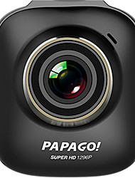 PAPAGO S36 Ambarella A7L50 1296P Car DVR  2.0 inch Screen Dash Cam