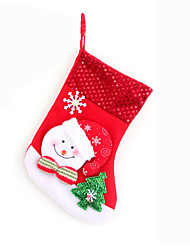 2PCS Christmas ornaments for Christmas table decoration