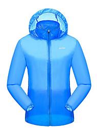 Wandern Windjacken / Softshell Jacken / Oberteile Damen Wasserdicht / Atmungsaktiv / warm halten / Rasche Trocknung / Windundurchlässig