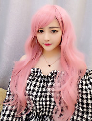 Lolita Wigs Sweet Lolita Lolita Curly Pink Lolita Wig 70 CM Cosplay Wigs Wig For Women