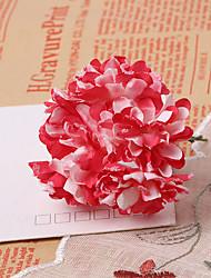 Poliéster Decoraciones de la boda-1Piece / Set San Valentín tema rústico