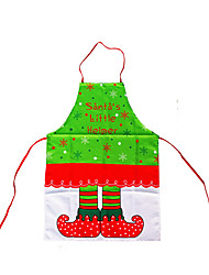Flower Elf Apron Lady Lovely Apron Christmas Supplies
