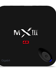 MXIII-GII TV Box Amlogic S912 Octa Core Android 6.0 RAM 2G ROM 16G