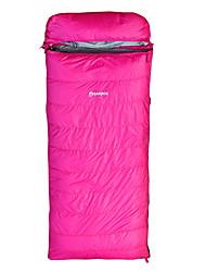 Спальный мешок Прямоугольный Двуспальный комплект (Ш 200 x Д 200 см) -15-20 Утиный пух 300г 210X80Пешеходный туризм Походы Путешествия