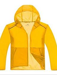 Sportif Tenue de Ski Veste Softshell / Vêtement Pour Se Protéger du Soleil / Coupe-vent Enfant Tenue d'Hiver Chinlon Vêtement d'Hiver