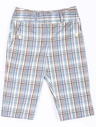 Pantalons Garçon Décontracté / Quotidien Pied-de-poule Coton Eté / Printemps / Automne