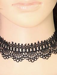 Fashion Lace Women Necklace Choker Necklaces Jewelry