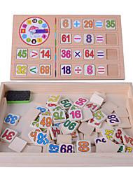 Избавляет от стресса Обучающая игрушка Игрушечные счеты Хобби и досуг Круглый Квадратная Дерево Радужный Для мальчиков Для девочек