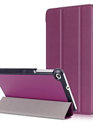 smart cas de couverture pour huawei t2 7.0 pro (m2 Lite ple-703l) avec protecteur d'écran