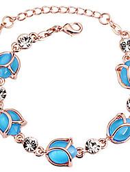 Women's Chain Bracelet Alloy Fashion Personalized Jewelry Jewelry 1pc