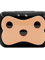 миниатюрный глобальное домашнее животное локатор слежения анти-недостающую спутникового слежения GPS-смарт-воротник