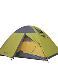 MOBI GARDEN® 1 person Tent Double Automatic Tent One Room Camping Tent OxfordWaterproof Breathability Ultraviolet Resistant Rain-Proof