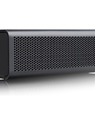 UIS-B300 Wireless bluetooth speaker 2.0 channelPortable / Outdoor / Bult-in mic / Support Memory card / Support FM Radio / USB