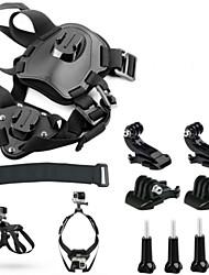 Accessoires pour GoPro,Fixation Harnais pour Chien Vis Avec Bretelles Fixation Tout en un Chiens & Chats, Pour-Caméra d'action,Xiaomi