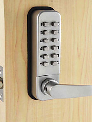 Mechanical Password Door Handle Lock Bedroom Code Locks