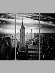 Canvas Set / Unframed Canvas Print Landscape Modern,Three Panels Canvas Horizontal Print Wall Decor For Home Decoration