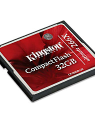 Kingston CF Cards Original Real Capacity 32GB Compact Flash Card 266X High Speed Camera Memory Cards