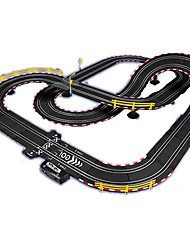 Track Rail Car Model & Building Toy Car Plastic Children's Day