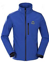 Wandern Ski/Snowboard Jacken / Softshell Jacken HerrnWasserdicht / Atmungsaktiv / warm halten / Rasche Trocknung / Windundurchlässig /
