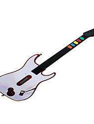 USB wireless guitar PC Game guitar PC/PS2/PS3/WII Guitar Hero