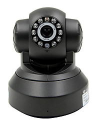 Besteye® 8GB TF Card and H.264 WIFI Camera IP HD 720P 1.0M Pixels PTZ IR Night Vision Wired or Wireless Camera WIFI