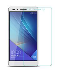 beittal® 0,26 mm abgerundete Kante transparent 9h vorgespanntes Glas-Membran-Schutzfolie für Huawei Huawei Ehre 7