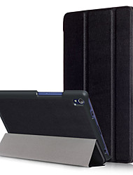 smart cas de couverture pour onglet lenovo 3 8 plus tb-8703 tb-8703f tb-8703n avec protecteur d'écran