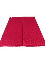 Breathability Picnic Pad Red Camping PVC
