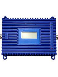 lintratek AWS repetidoras 1700 2100 telefone celular de tela LCD reforço de sinal amplificador de sinal de celular para T-Mobile / vento / movistar