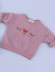 Boy Casual/Daily Solid Hoodie & Sweatshirt,Cotton Fall Long Sleeve