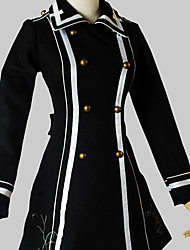 Coat Classic/Traditional Lolita Vintage Inspired Cosplay Lolita Dress Solid Long Sleeve Lolita Top For Woolen