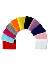 вату полотенце баскетбол запястье работает запястье (черный / белый / синий / фиолетовый / красный)